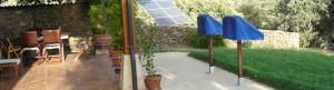 Paneles y hornos solares